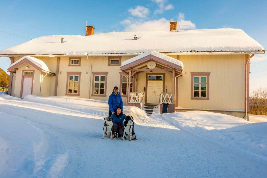 International House Sitting Norway