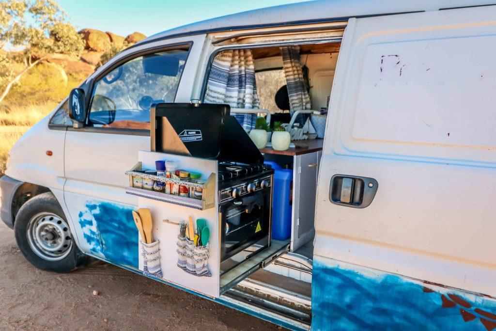 Backpacker Van Life in Australia