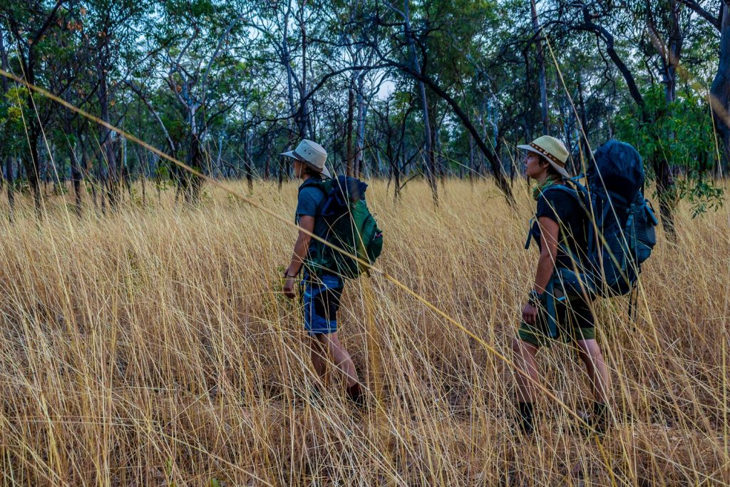 Walking the Jatbula Trail