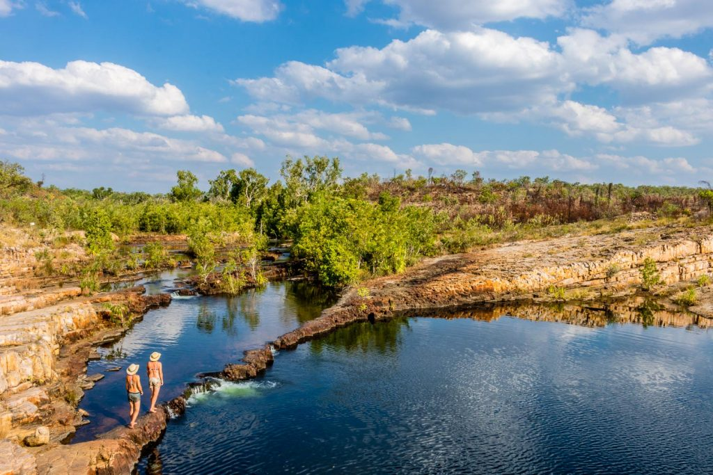 Sweet Water Pool Nitmiluk National Park