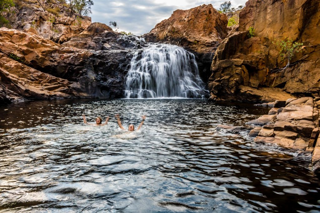 Upper Pool, Edith Falls, Nitmiluk National Park