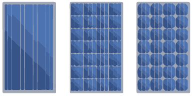 Different-types-of-solar-panels