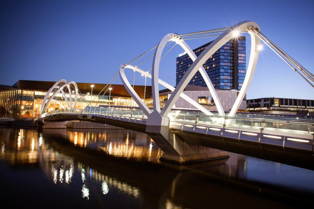Beste tijd om te reizen Australië Melbourne