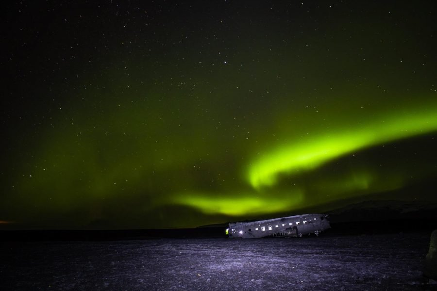 Best time to visit Iceland to see the Northern lights