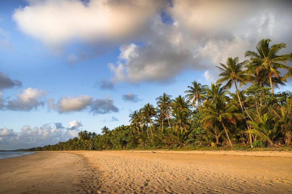 beach east coast
