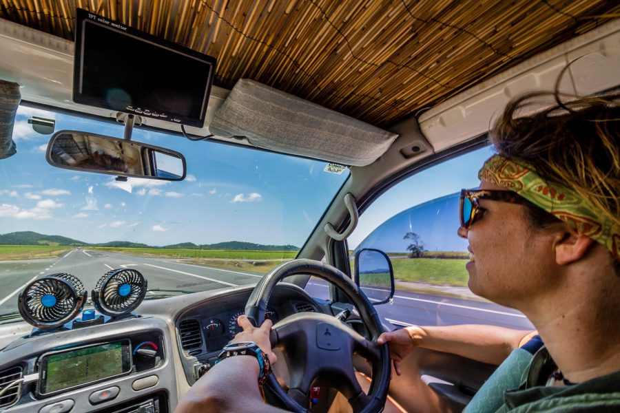 driving east coast