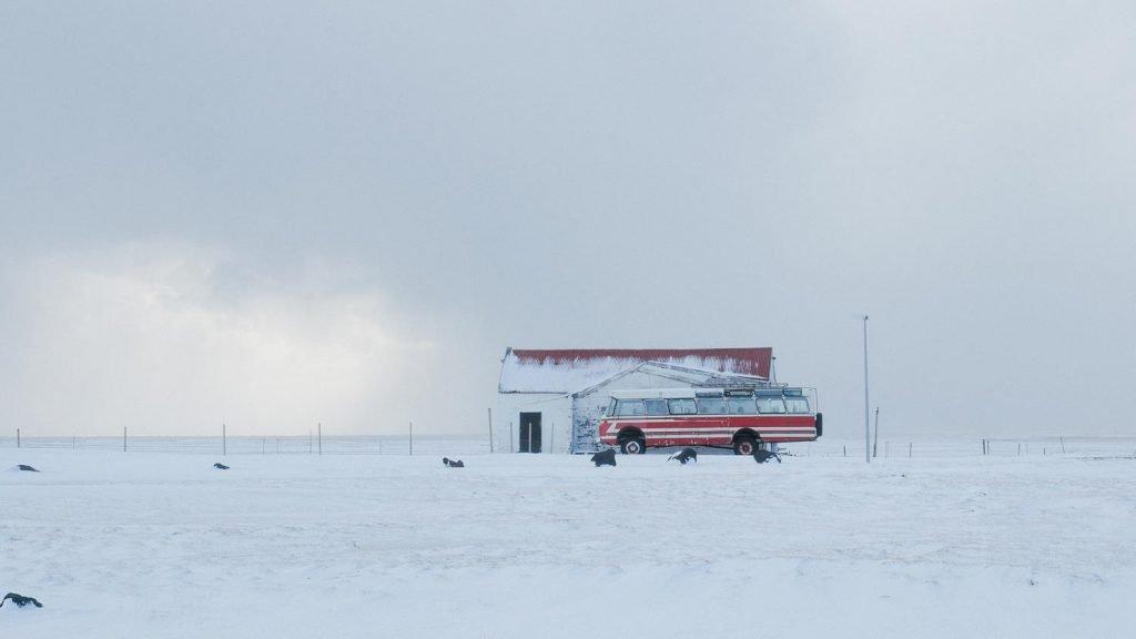 Budget transport Iceland