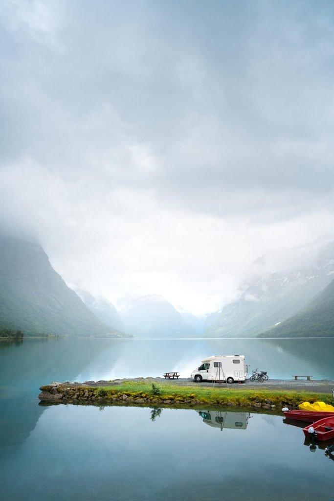 Budget camper hire