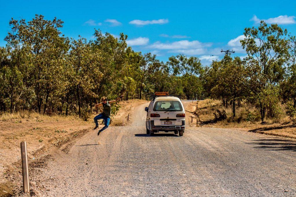 roadtripping Australia