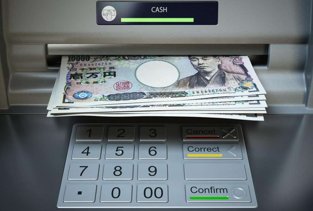 Use a credit card to get cash anywhere in the world