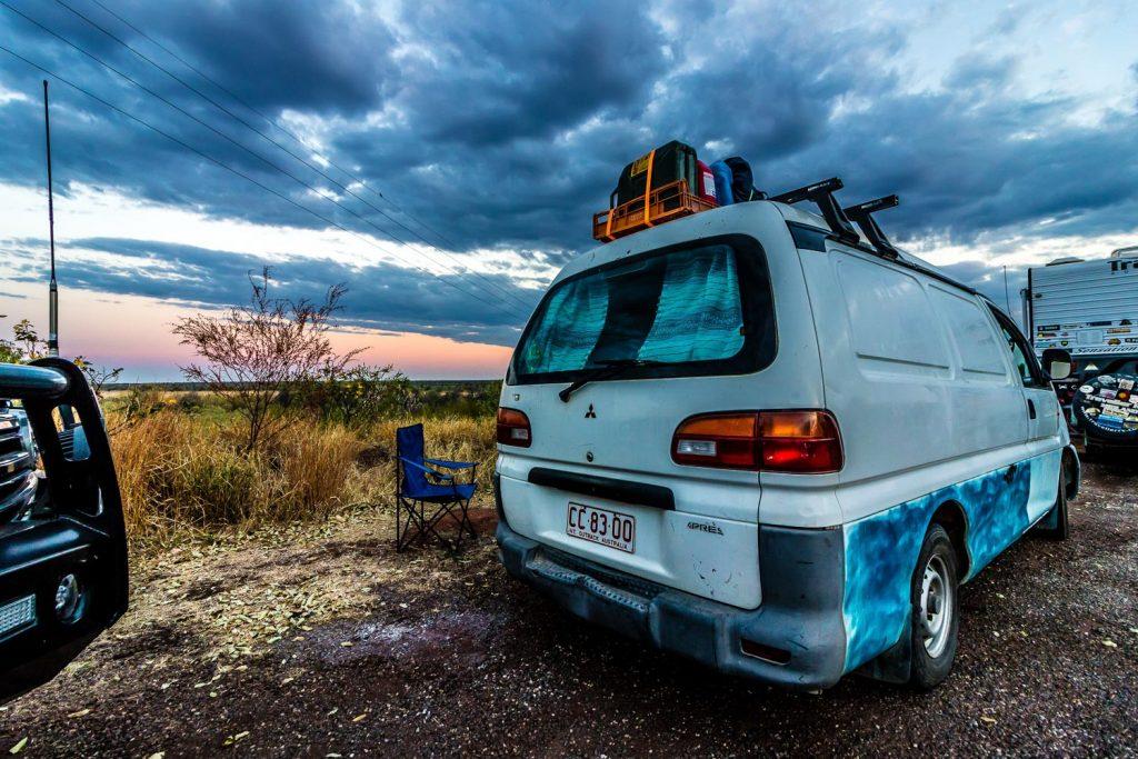 free camping australia