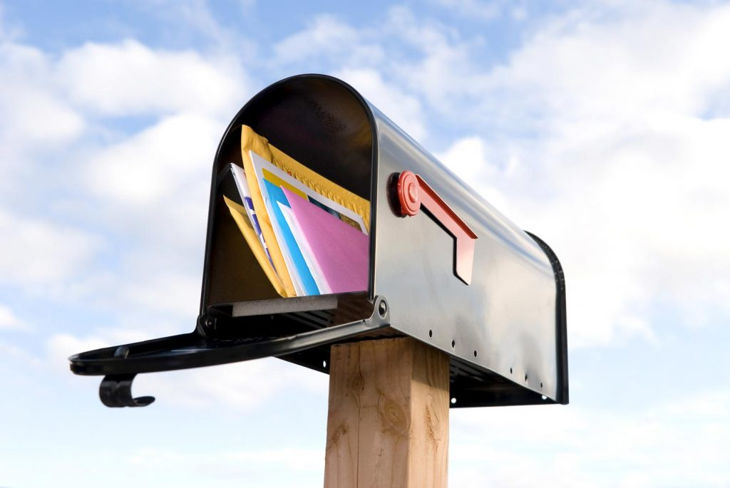 Take care of your mail