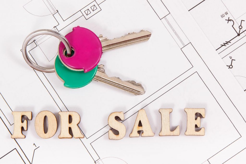 sell your house as a preparation for a big trip