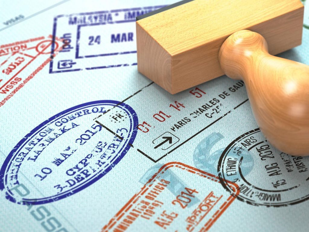 Make sure your passport is valid during the preparations of your big trip