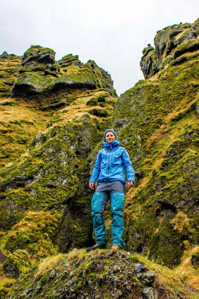 Packing List Iceland Fjallraven Ecoshell