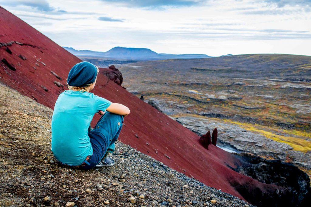 Ljótipollur Iceland