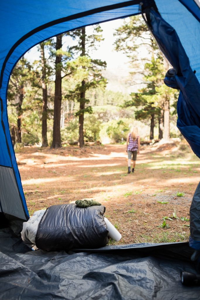 backpacking tips for beginners lightweight packing