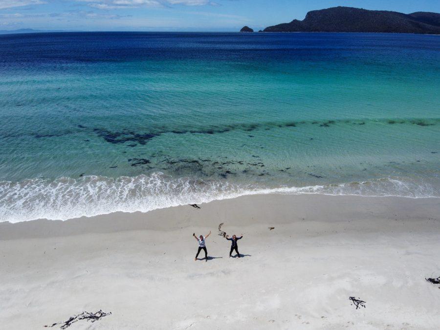 Tasmania Road Trip Friendly Beaches Freycinet National Park
