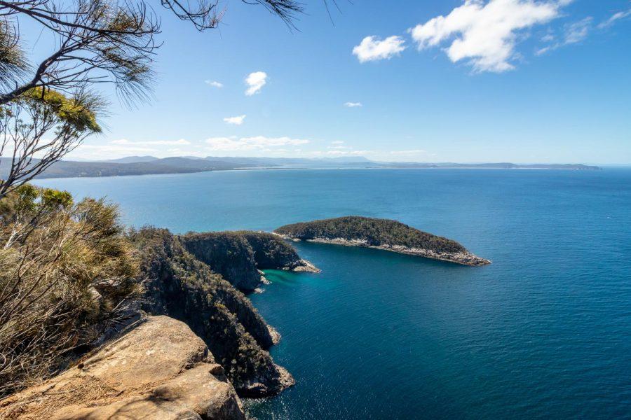 Bruny Island coastal walk