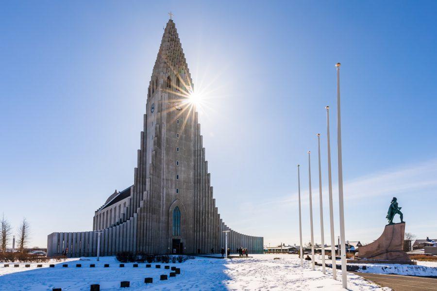 Romantic Reykjavik