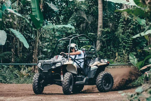 ATV Jungle buggy ride
