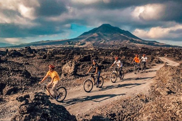 mountain bike adventure bali