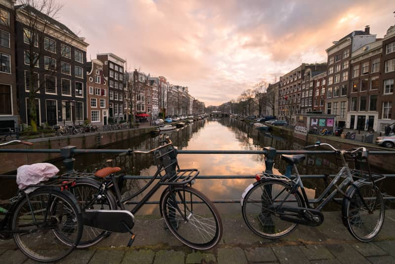 How to get around by bike in the Netherlands
