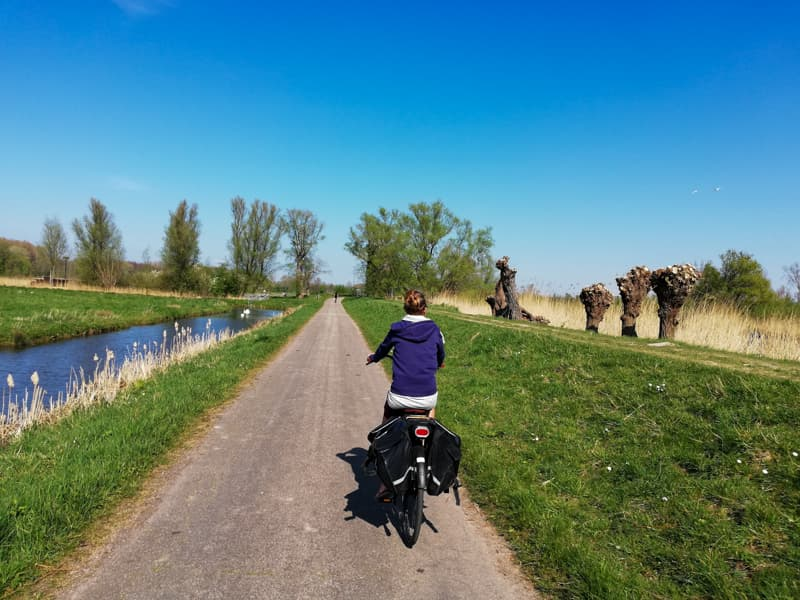 Cycling around the Neterlands