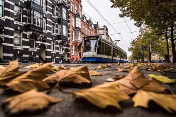 How to get around in Amsterdam - Tram