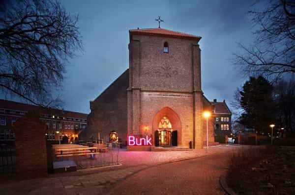 Where to stay in Amsterdam - BUNK Hotel Amsterdam