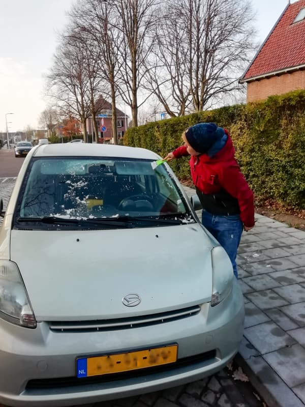 Renting a car in the Netherlands
