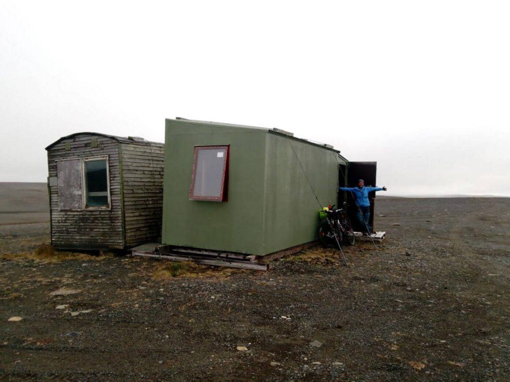 Camping Iceland Shelter