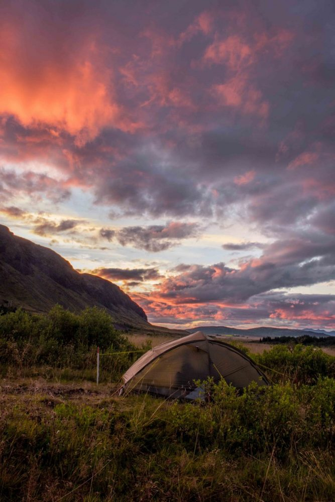 Camping Iceland Freedom