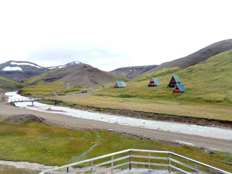 Iceland Camping Shelters