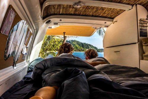 Australia Travel cost Free camp