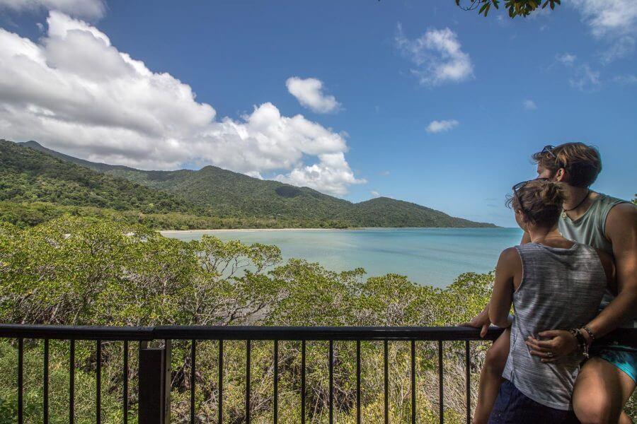 Australia Travel costs Cape tribulation