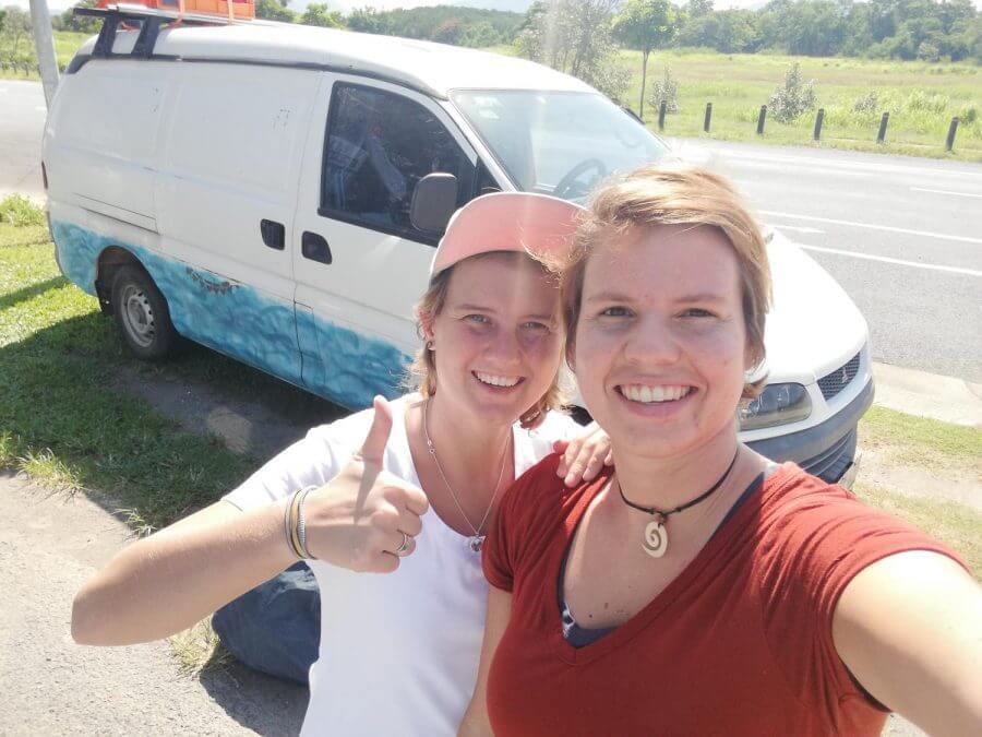 Australia budget own van