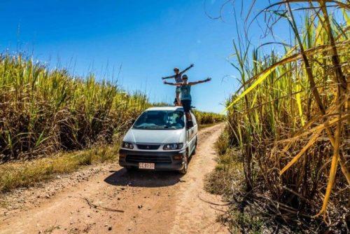 Australia travel cost Van lifestyle