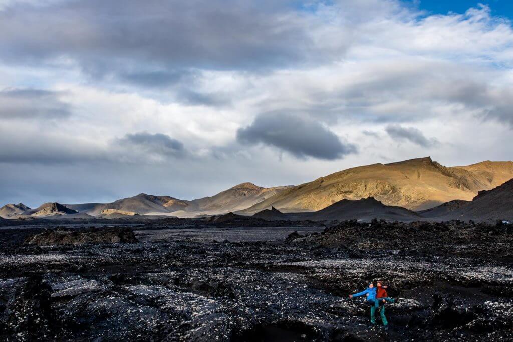 Best visit Iceland Askja