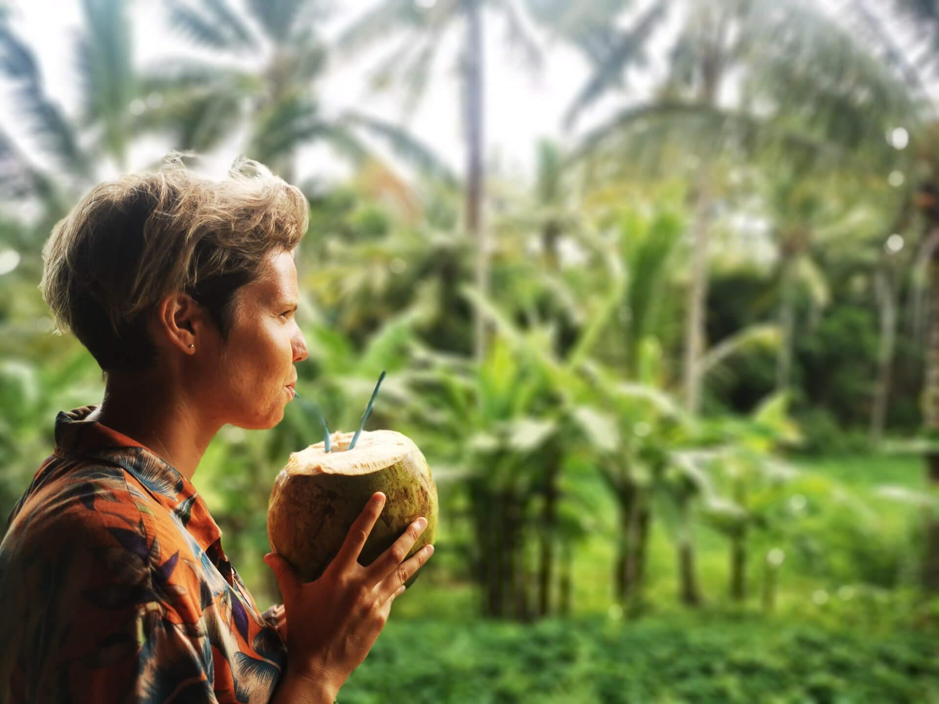 Bali Packinglist header