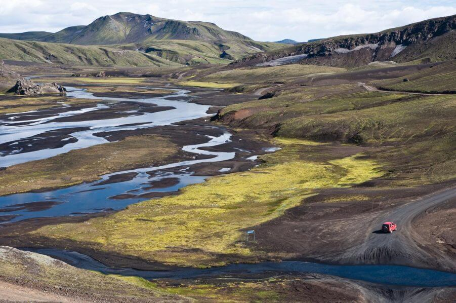 Car rental Iceland Budget