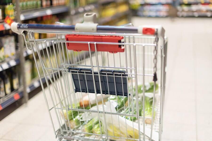 Budget supermarket Iceland