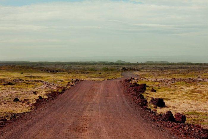 Car rental Iceland Gravel Road Insurance