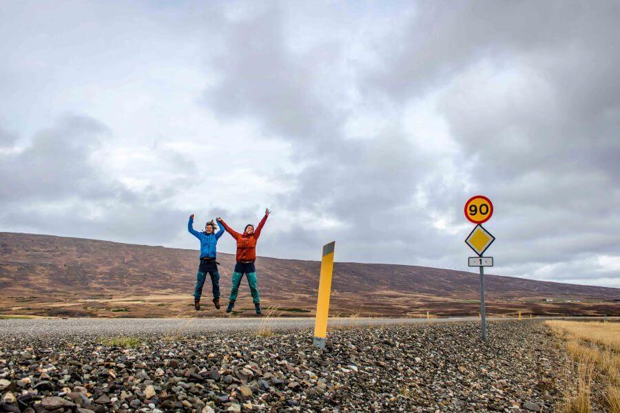 Car rental Iceland Ring road 1