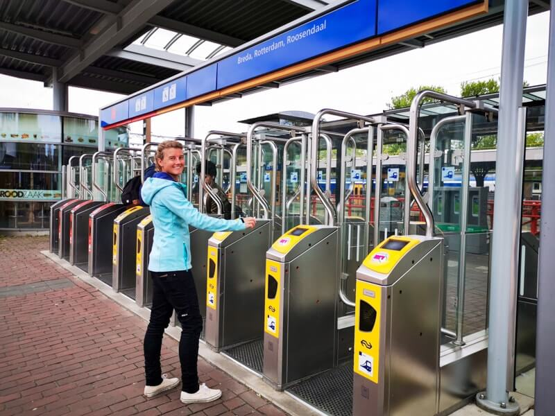 Public transport the Netherlands