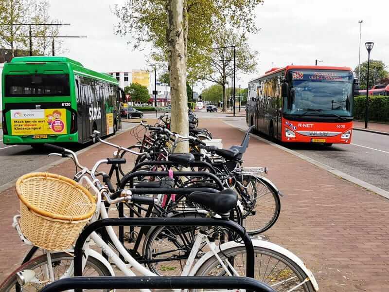 Buses Netherlands