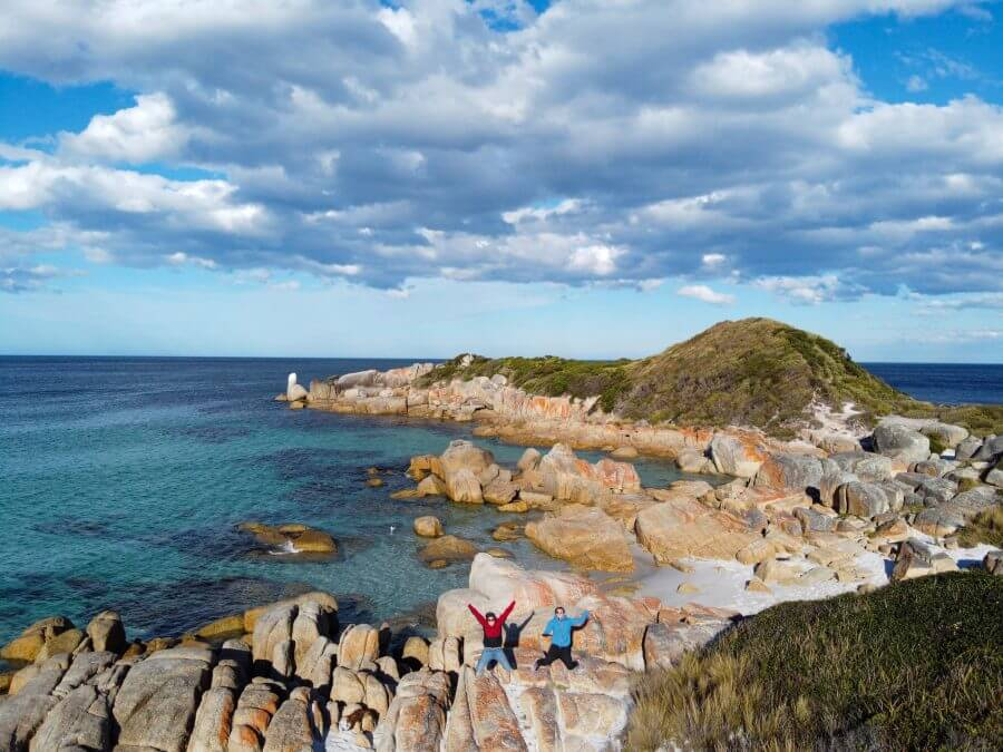 Tasmania Travel Guide Bay of Fire