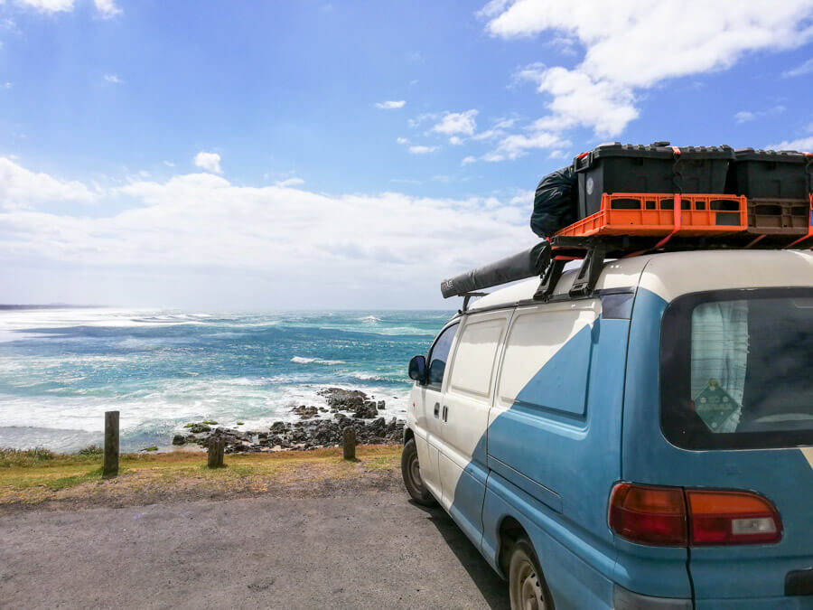 Buy a car in Australia our campervan
