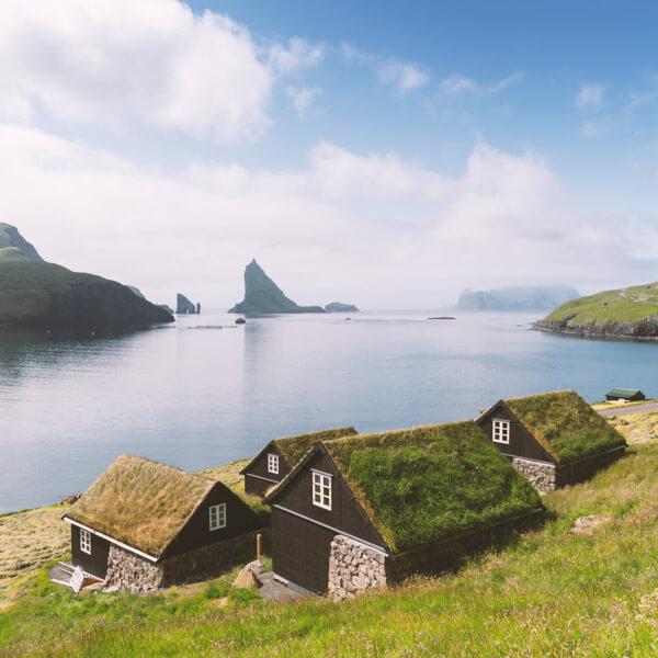 Faroese Houses