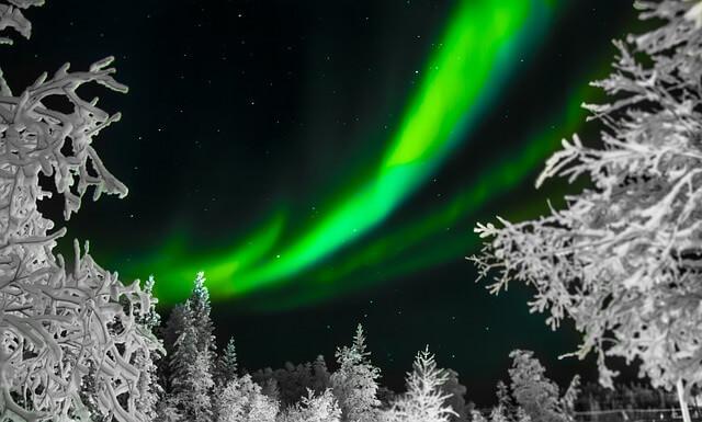 Northern Lights Finland Europe